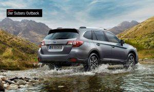 Der Subaru Outback