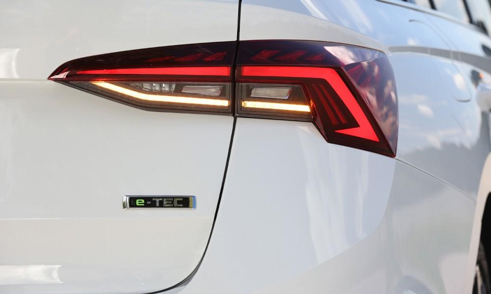 Mild-Hybridtechnologie steht für die Limousine und die Kombi-Variante des OCTAVIA autocenter grimmen
