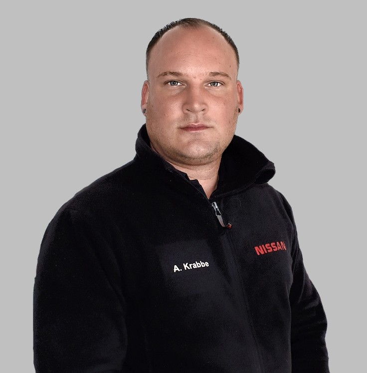 Andre Krabbe Nissan Grimmen
