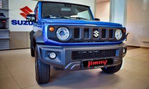 Jimny geländewagen neuwagen autocenter grimmen